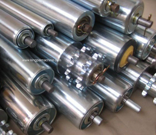 Galvnized Roller Rollers Idler Iders