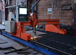 Gantry Cnc Cutting Machinehx L4100