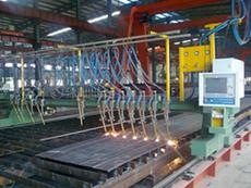 Gantry Cnc Slitting Machinehx F4140