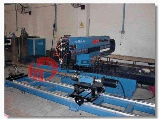 Gantry Type Metal Laser Cutting Machine Dm Xy Yag500