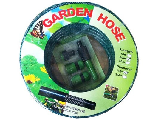 Garden Hose Pvc Fitting Gas