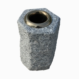 Garden Stone Oil Lamp