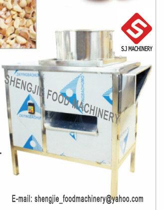Garlic Breaking Machine Clove Separating