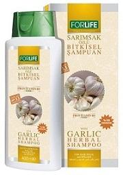 Garlic Shampoo 400 Ml Herbal Hair Care