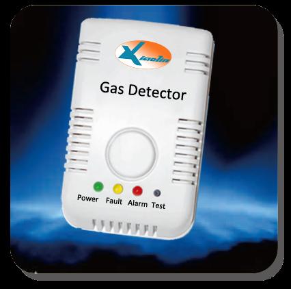 Gas Detector Single