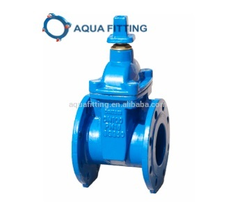 Gate Valve Din3352 F4 Non Rising Stem Resilient Seated
