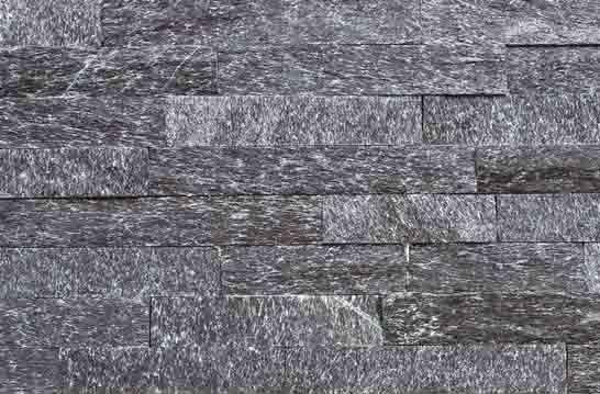 Gc 101b Black Quartz Stone Panel