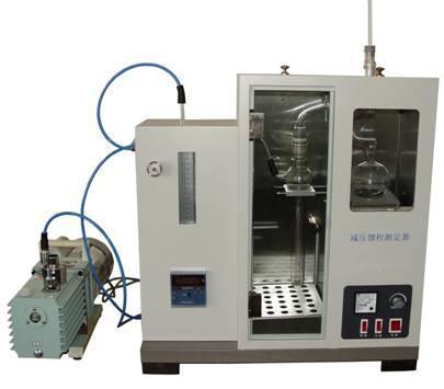 Gd 0165 Vacuum Distillation Tester