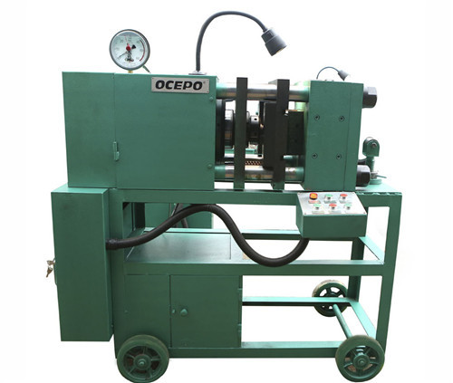 Gd 150 Full Automatic Rebar End Upset Forging Machine