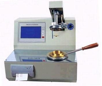 Gd 261a Automatic Pensky Marten Flash Point Tester