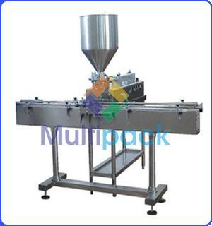 Gel Filling Machine From Multipack