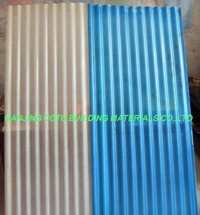 Gfrp Corrugated Roofing Sheet