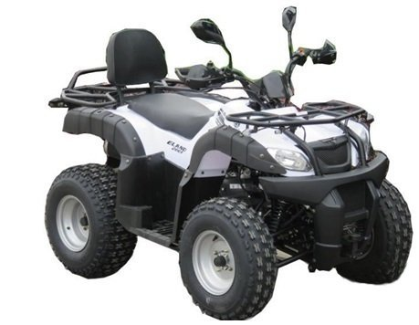 Giant Well Corp Gw 200cc Atv T3