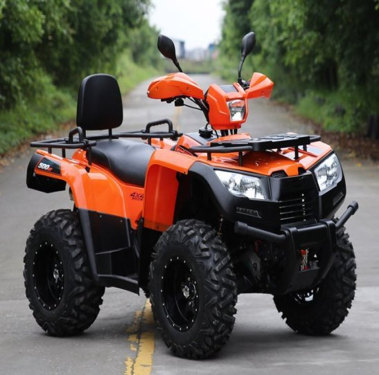 Giant Well Corp Gw 500cc Atv T3