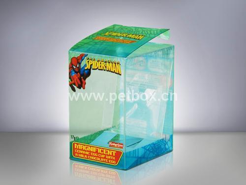 Gift Plastic Packaging Box