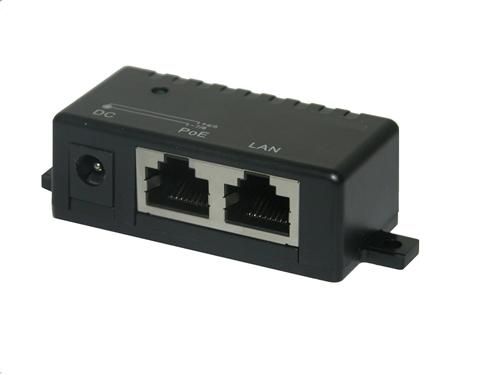 Gigabit Passive Poe Injector Splitter Ppse101