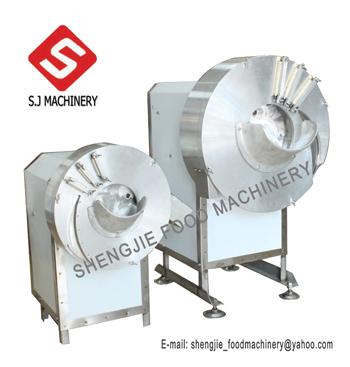 Ginger Slices Cutting Machine Strip Cutter Slicer
