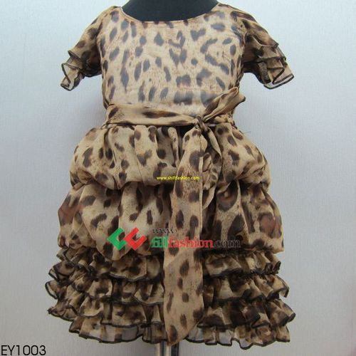 Girl S Dress Ey1003