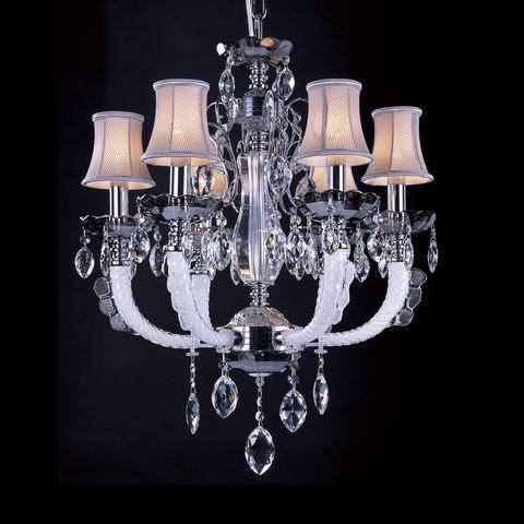 Glass Arm Chandelier Md91002 6