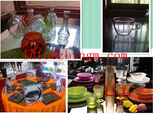 Glass Bottles Jars Tableware