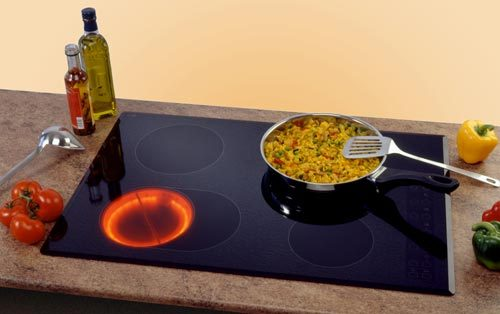 Glass Ceramic For Cooktop Panel