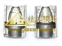 Glass Cosmetic Mould