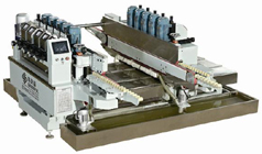 Glass Straight Line Double Edge Pencil Grinding Machine