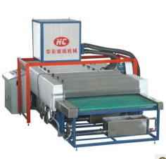 Glass Washing And Drying Machine For Low E