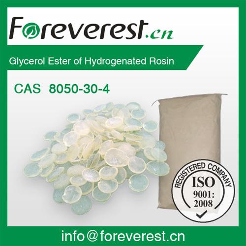 Glycerol Ester Of Hydrogenated Rosin Cas 8050 31 5 Foreverest