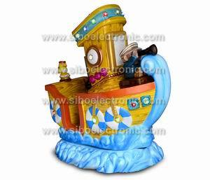 Gm5699b Hot Sale Kiddie Ride Coin Operated Rides Amusement
