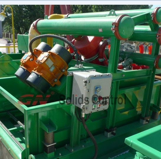 Gnzj Drilling Mud Cleaner