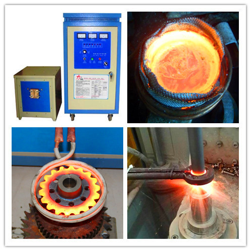 Gold Silver Copper Induction Melting Heater