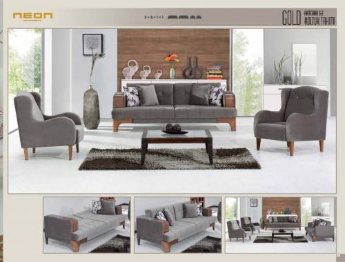 Gold Siting Set Home Furniture