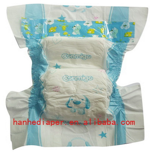 Good Quality Baby Diapers With High Absorb