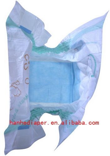 Good Quality Baby Nappies With Adl