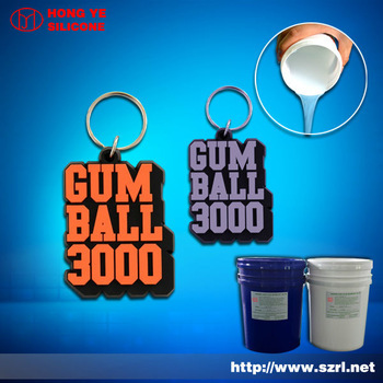 Good Quality Silicone Rubber For Trademark