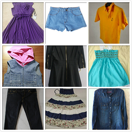Good Quality Used Clothes In Bales