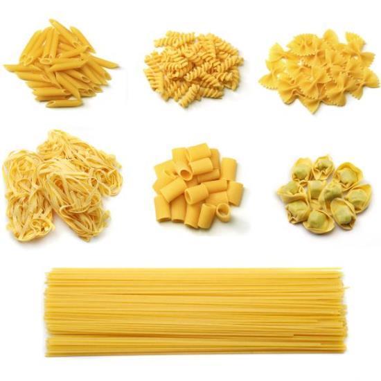 Gourmet Spanish Pasta