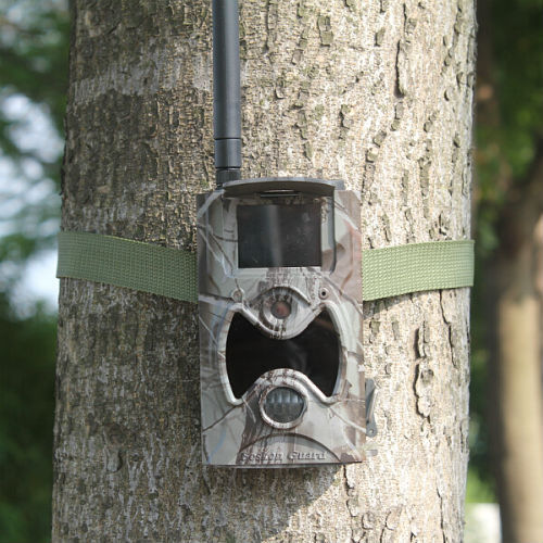 Gprs Mms Hunting Camera