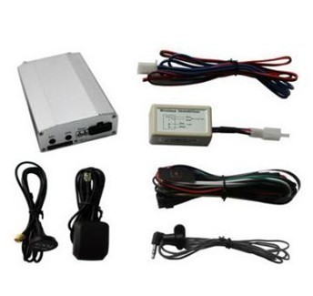Gps Car Alarm Tracking Tk210 With Wireless Immobilizer Vibration Alert Two