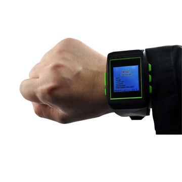 Gps Watch Tracker With Wrist Band And Led Screen