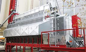 Grain Dryer Processing Machine