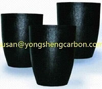 Graphite Crucible For Melting Yong Sheng