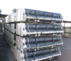 Graphite Electrodes Used In Eaf Or Lf