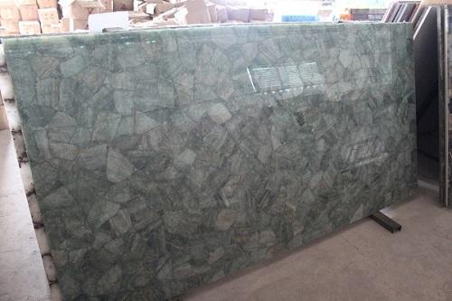 Green Natural Quartz