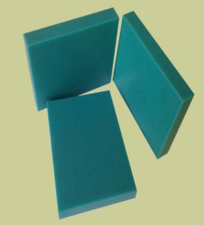Green Uhmw Pe Plastic Sheet