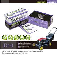 Greentech Diesel Fuel Enhancer