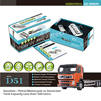 Greentech Diesel Saver For Cargo Trailer