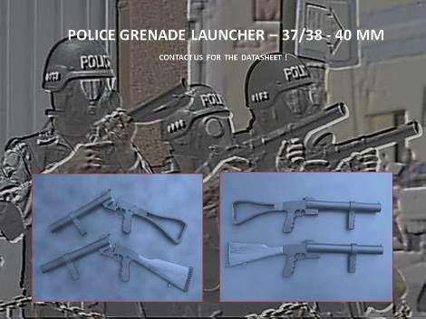 Grenade Launcher 38 40 Mm