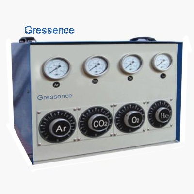 Gressence High Precision 4 Channels Gas Mixer Blender Plus